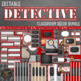 Detective Classroom Decor Bundle