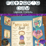 Father's Day/Donuts with Dad/Daddy Daughter Dance Lapbook