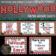 Hollywood Theme Growth Mindset