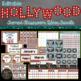 Hollywood Theme Classroom Decor Bundle Editable