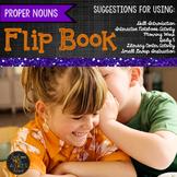 Proper Nouns Flip Book