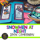 Snowmen at Night Book Companion A Winter Activities Lapbook