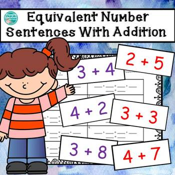 Equivalent Number Sentences with Addition