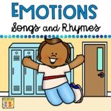 Emotions   Calming Strategies   Songs, Rhymes   Circle Time