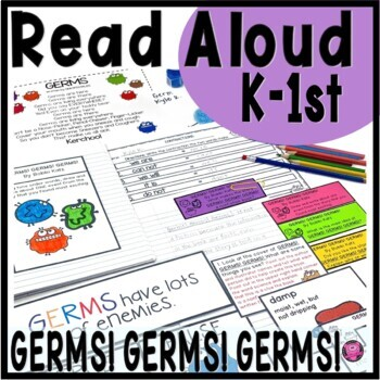 GERMS Informational Text Read Aloud Science Activities