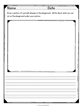 Hop, Skip, and Jump by Janelle Cherrington, Guided Reading Plan, Level A