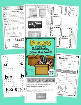 Level A Guided Reading - Growing Bundle