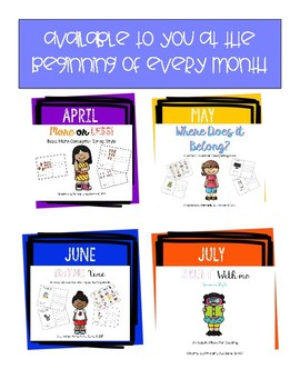Adapted Books for The Whole Year Bundle!
