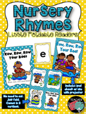Little Foldable Readers Nursery Rhymes ~ ipad ebook ~ Intervention RTI