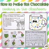 How to Make Hot Chocolate {cooking and how to writing}