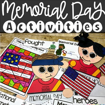 Memorial Day Craft and Activities