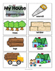 My House by Catherine Peters, Guided Reading Lesson Plan Level A