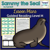 Sammy the Seal by Syd Hoff, Guided Reading Lesson Plan, Level H