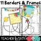 Seller's Kit: KITES * Papers * Buntings * Frames * Borders