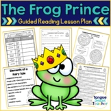 The Frog Prince by Edith H. Tarcov, Guided Reading Plan, Level K