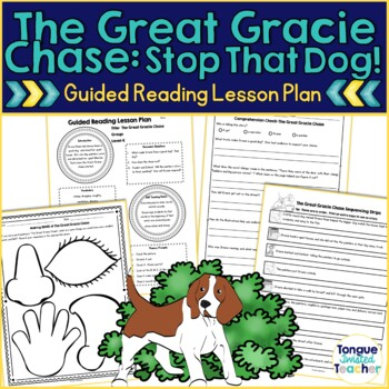 The Great Gracie Chase by Cynthia Rylant - Mark Teague Gui