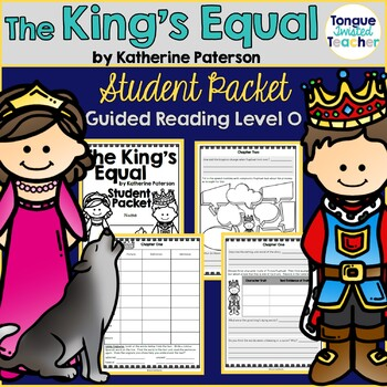 The King's Equal by Katherine Paterson, Student Packet, Gu