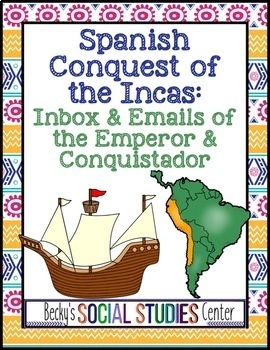 Project: Spanish Conquest of the Inca Empire