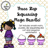 Sequencing Bundle with No Prep Worksheets