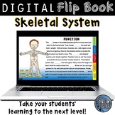 Skeletal System Digital Flip Book