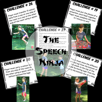 Triple Challenge Trivia: Listening Comprehension