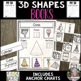 3D Shapes Interactive Student Books