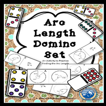 Arc Length Domino Set