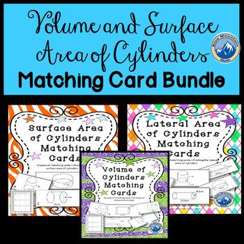 Cylinder  Matching Card  Bundle