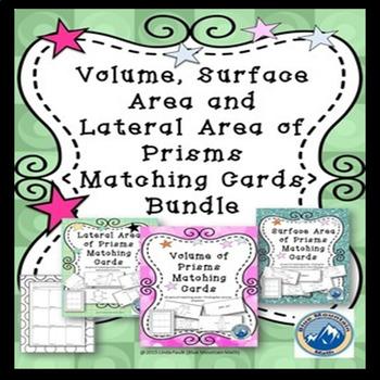 Prisms Matching Card Bundle
