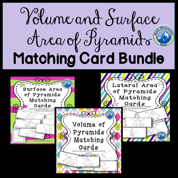 Pyramid Matching Card Bundle