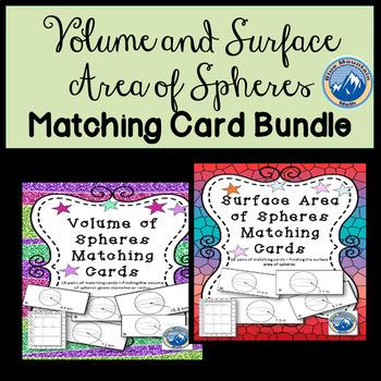 Spheres Matching Card Bundle