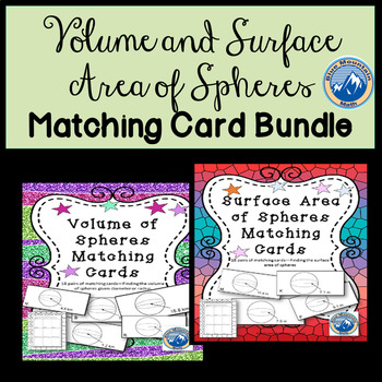 Spheres Matching Card Bundle