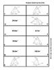 Volume of Pyramids Matching Card Set