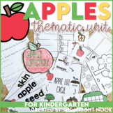 Apple Thematic Unit for Kindergarten