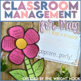 Classroom Behavior Management Tools for May