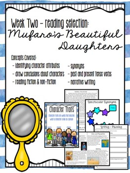 3rd Grade Weekly Reading Unit: Mufaro's Beautiful Daughters