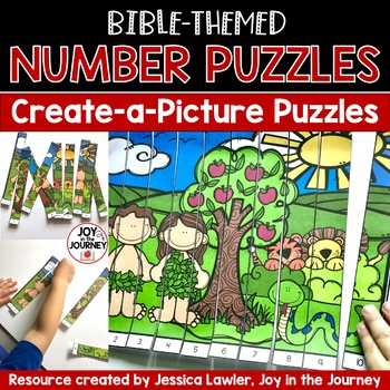 Bible Number Puzzles