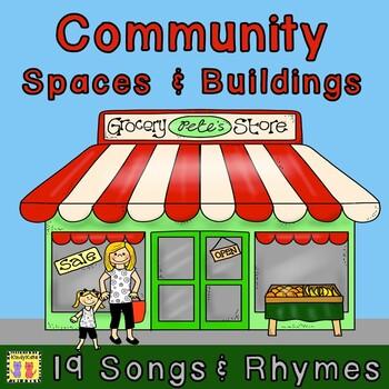 Community Buildings: Songs & Rhymes