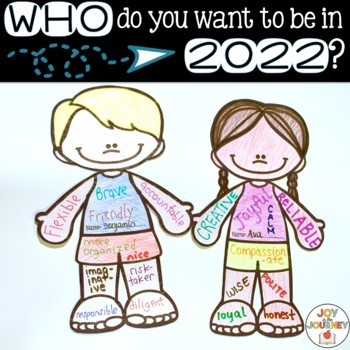 New Years 2018: WHO Do You Want To Be?