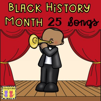 Black History Month: 20 Songs and Rhymes