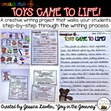 Creative Writing Project: When Toys Come to Life