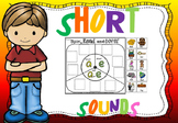 Short vowels color version