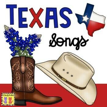 Texas: Songs & Rhymes