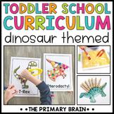 Toddler Lesson Plans - Dinosaur Themed Lessons