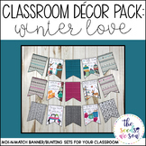 Winter Classroom Decorations