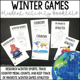 Winter Games 2018 Student Booklets