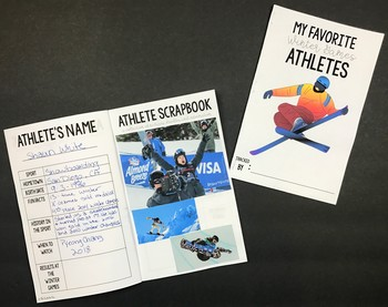 Winter Games Student Booklets