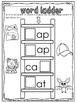 cvc word family ladders 1,2& 3