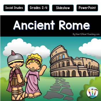 Daily Life in Ancient Rome PowerPoint