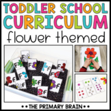 Toddler School Lesson Plans   Flower Themed Curriculum Activities